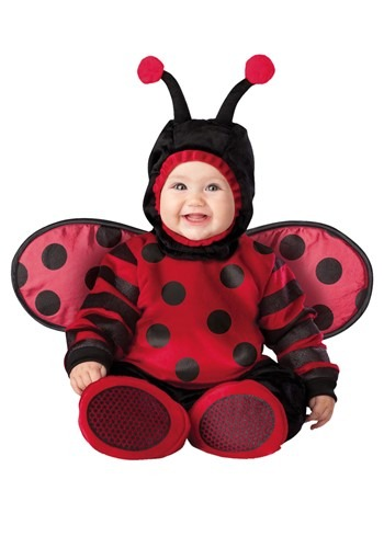 Infant Itty Bitty Lady Bug Costume