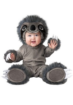 Infant Silly Sloth Costume