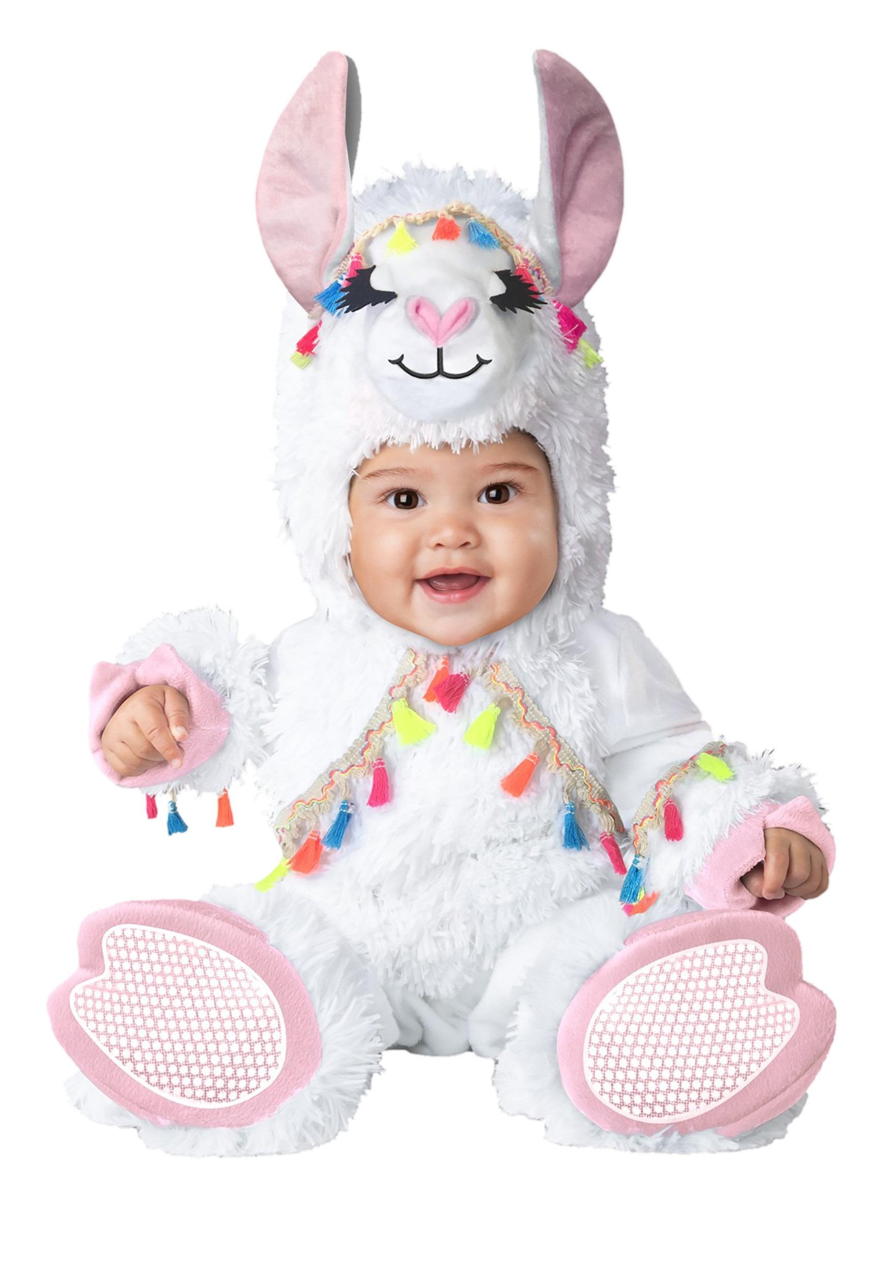 Lil' Llama Costume Infant