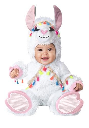 Infant Lil' Llama Costume