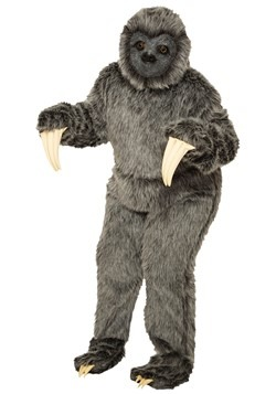 Adult Sloth Mascot Costume