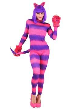 Women's Sexy Cheshire Cat Bodysuit