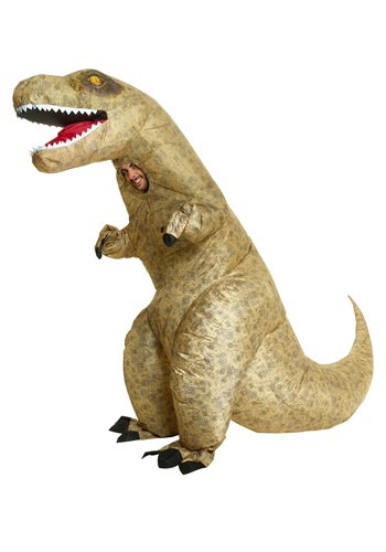 Inflatable | Costume | T-Rex | Adult | Giant