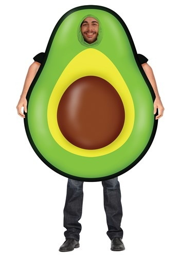 The Adult Inflatable Avocado Costume