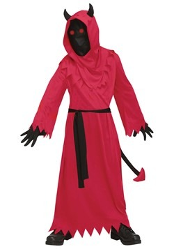Boy's Fade In/Out Devil Costume