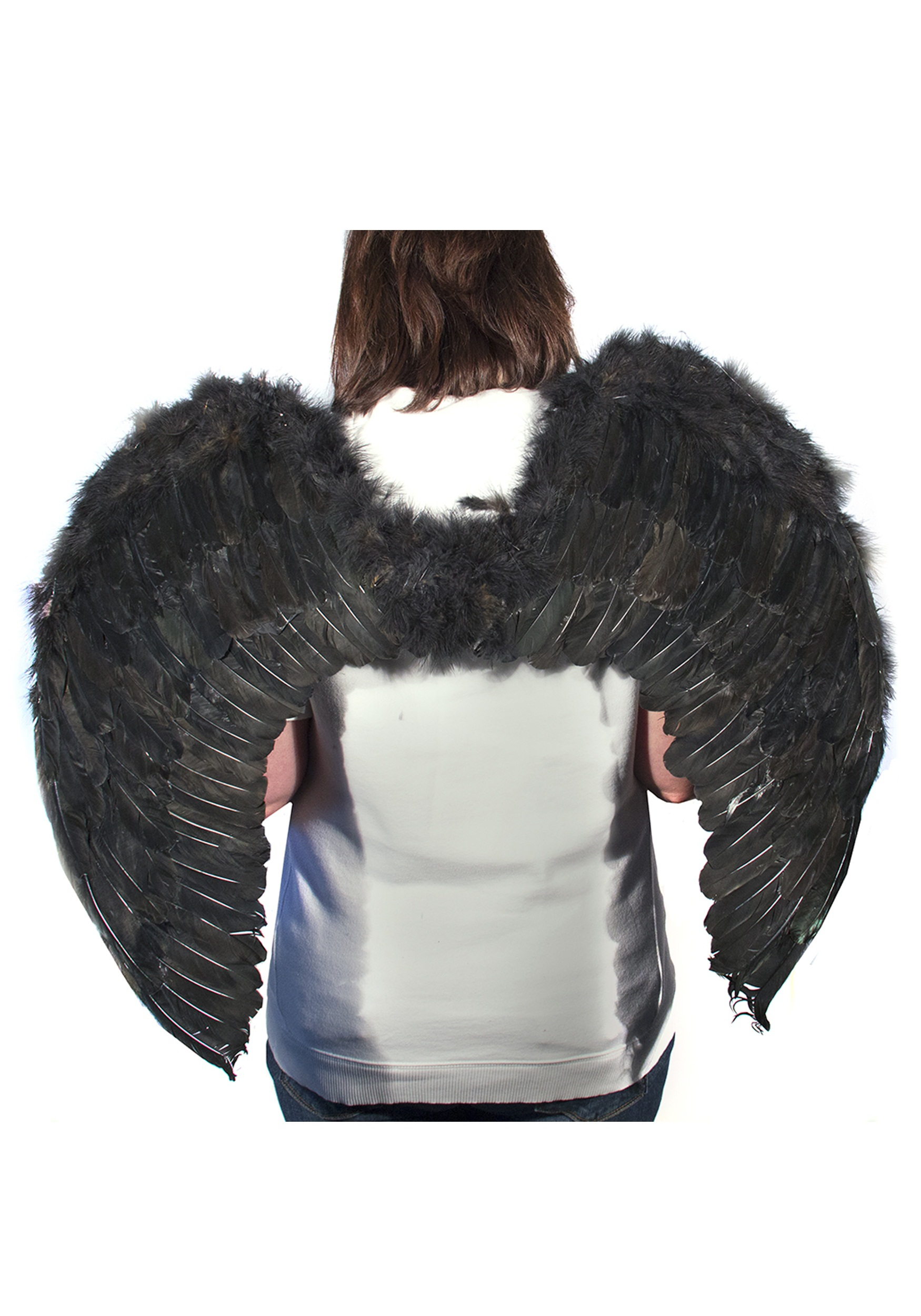 Black Angel Wings Costume | www.imgkid.com - The Image Kid ...