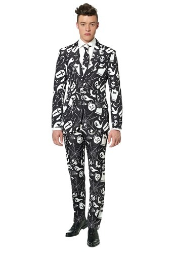 Halloween Ghost Mens Suit Suitmeister