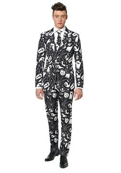 Suitmeister Halloween Ghost Men's Suit