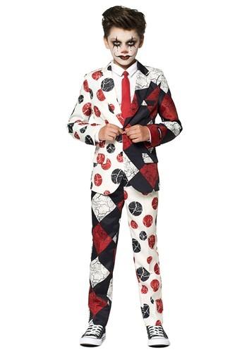 Suitmeister Clown: Boys Suit