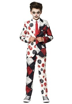 Suitmeister Clown Boy's Suit