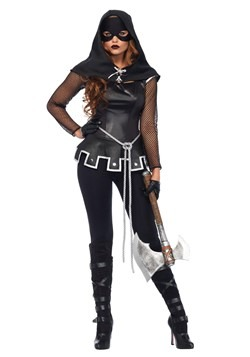Women's Grim Executioner Costume