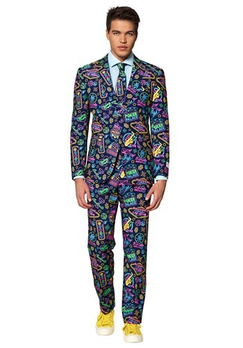 Mr. Vegas Mens Suit by Opposuit