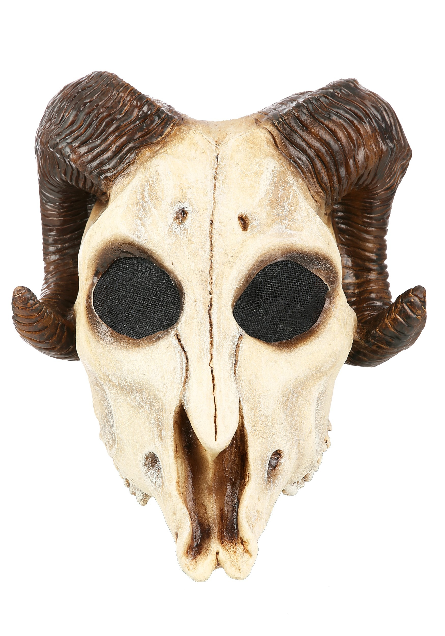 Adult Aztec Skull Halloween Mask