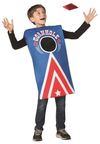 Child Cornhole Costume