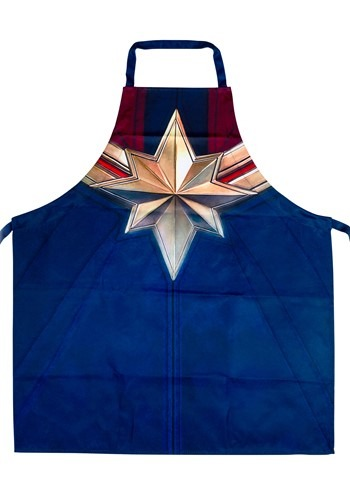 Captain Marvel Cooking Apron
