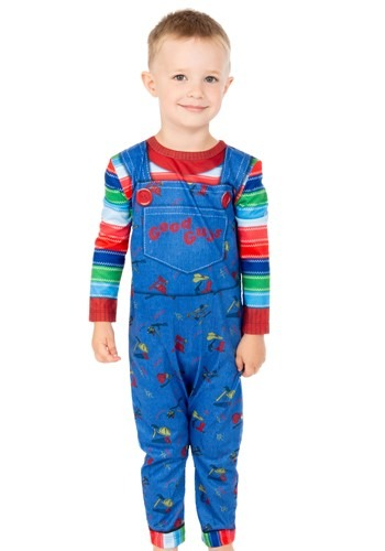 Child's Play Toddler Chucky Costume 1