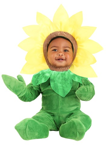 Infant Flower Costume Update