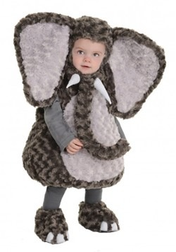 Toddler Elephant Bubble Costume