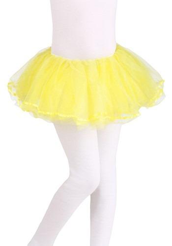 Child Yellow Tutu