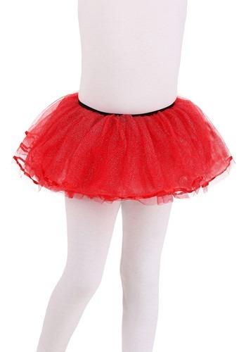 Child Red Tutu