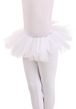 Child White Tutu update