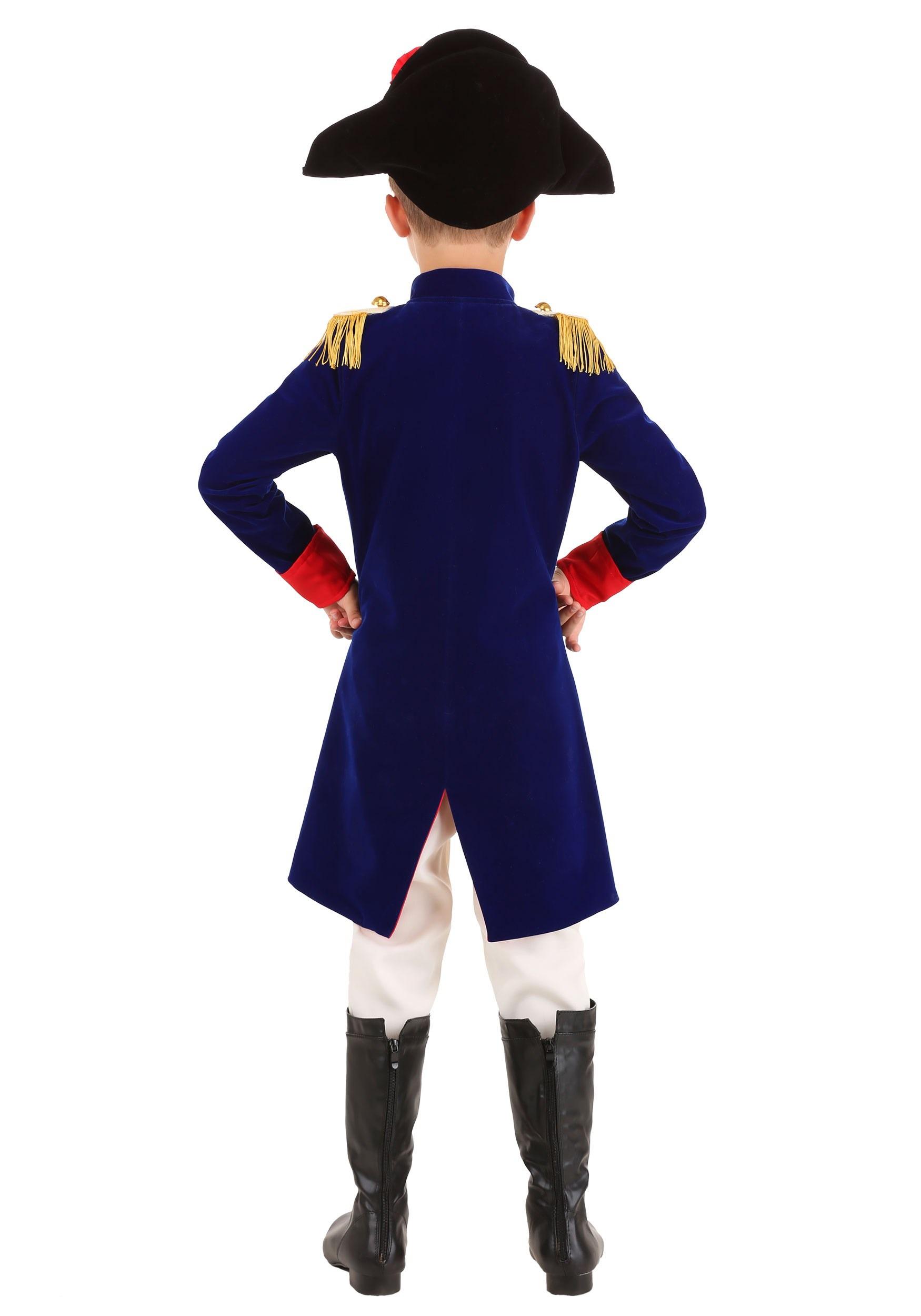 Kid/'s Napoleon Bonaparte Costume