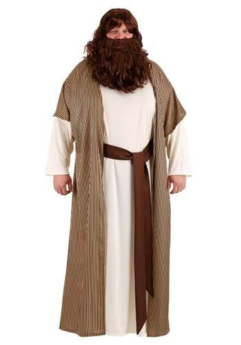 Mens Plus Size Nativity Joseph Costume