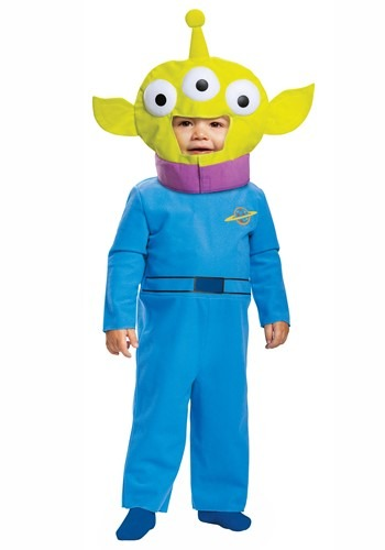 Toy Story Infant Alien Costume