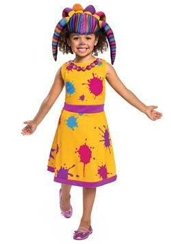 Super Monsters Toddler Zoe Walker Classic Costume