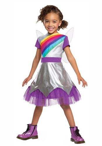 Rainbow Rangers Toddler Lavender Laviolette Classic Costume