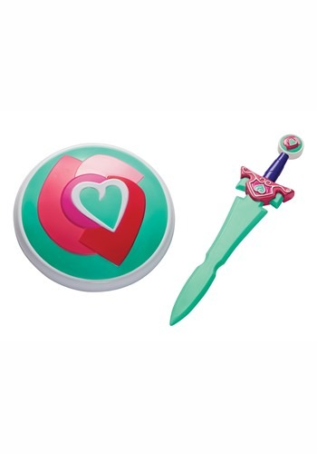 Nella the Princess Knight Sword and Shield Accessory