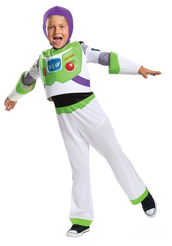 Toy Story Toddler Buzz Lightyear Classic Costume