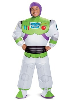 Toy Story Child Buzz Lightyear Inflatable Costume