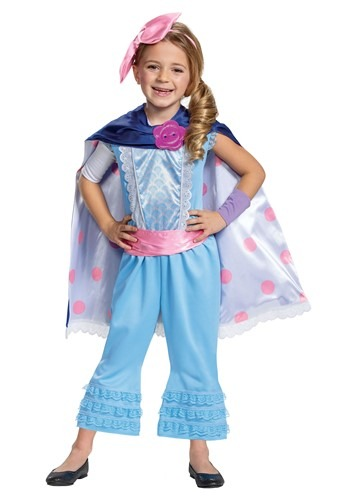 Disney Toy Story Girls Bo Peep Deluxe Costume