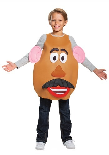 The Toy Story Toddler Mr/Mrs Potato Head Deluxe Costume