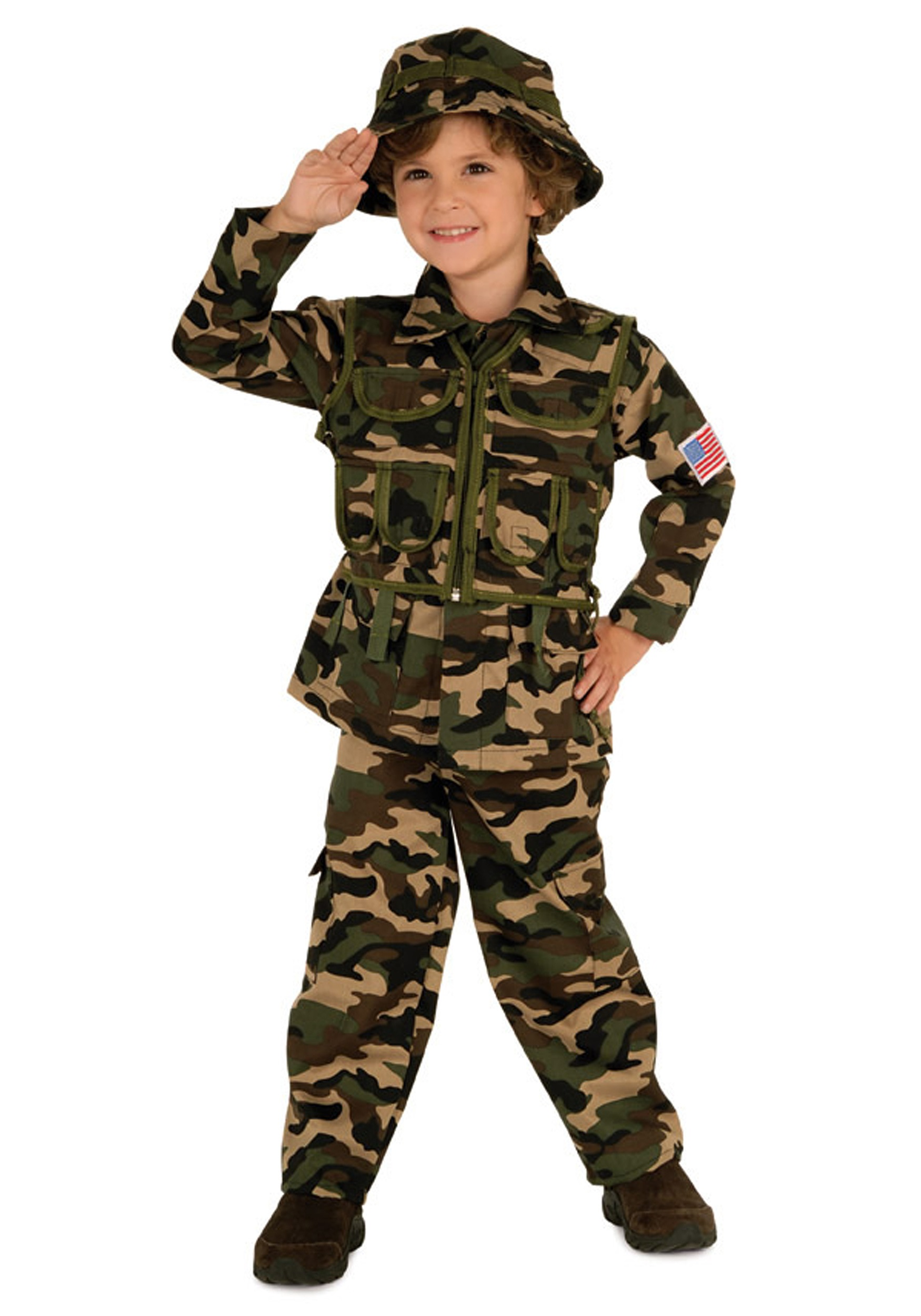 sc 1 st  Halloween Costumes & Toddler Army Costume