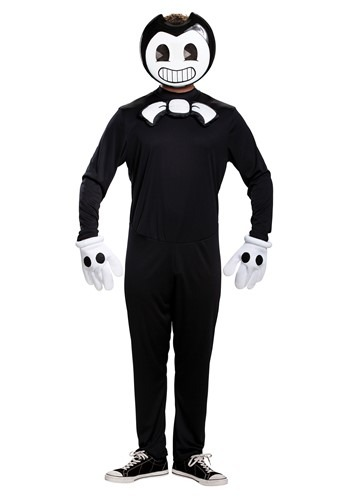 Bendy and the Ink Machine Adult Bendy Classic Costume