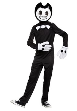 Bendy and the Ink Machine Child Bendy Classic Costume