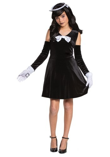 Bendy and the Ink Machine Girls Alice Angel Classic Costume