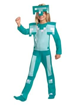 Minecraft Child Armor Classic Costume