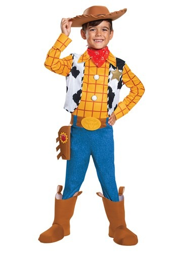 Toy Story Toddler Woody Deluxe Costume-1