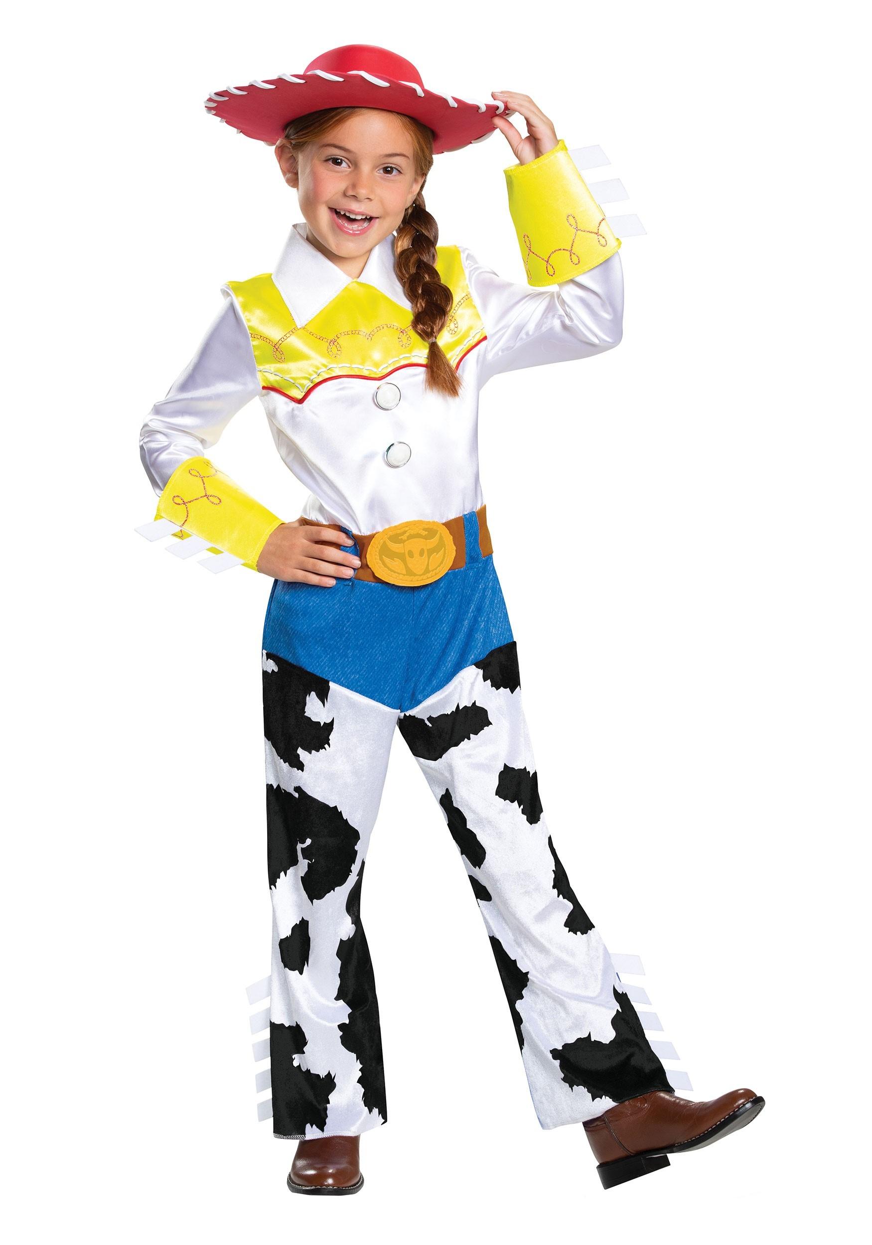 Toy Story 4 Jessie Costume No Hat