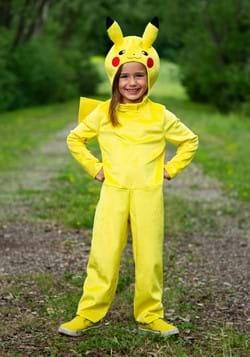 Pokemon Toddler Pikachu Classic Costume-2