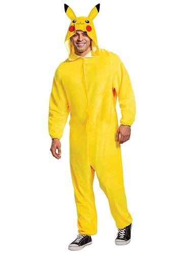 Pikachu | Pokemon | Costume | Classic | Adult