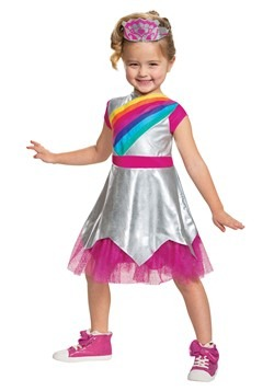 Rainbow Rangers Child Rosie Redd Classic Costume