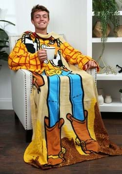 Toy Story Woody Adult Comfy Throw