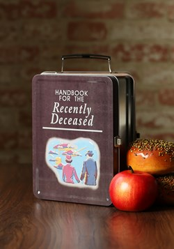 Beetlejuice- Handbook for the Recently Deceased Lunchbox