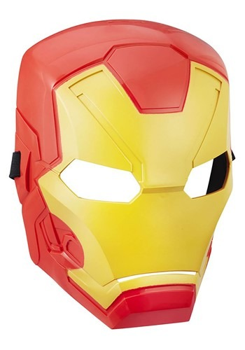 Click Here to buy Iron Man Avengers Hero Mask from HalloweenCostumes, CDN Funds