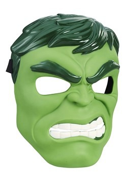 Avengers Hulk Hero Mask