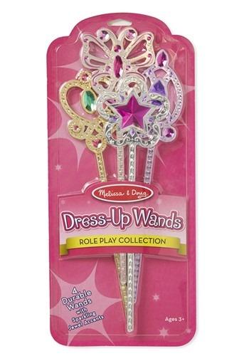 Princess Wands Melissa & Doug Dress Up (set of 4)